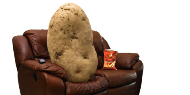 New Zealand is a nation of couch potatoes, according to a global comparison on physical activity published in the Lancet medical journal. Photo / Thinkstock