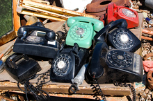 Landlines are not needed with naked broadband. Photo / Thinkstock