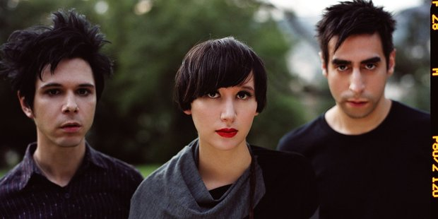 The Yeah Yeah Yeahs. Photo / Supplied