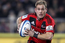 Crusaders halfback Andy Ellis would be happy for the television match official's powers to be increased. Photo / Getty Images.