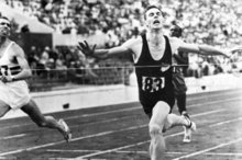 Peter Snell's victory at the Rome Olympics in 1960 made him a national hero. Photo / Supplied
