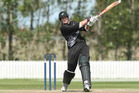 Nicola Browne (pictured) and Sophie Devine have come out of retirement to play at this year's women's Twenty20 World Cup in Sri Lanka. Photo / Martin Hunter.