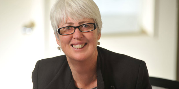 Workbase chief executive Katherine Percey. Photo / Supplied