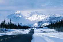 The Alaskan Highway is an epic journey. P