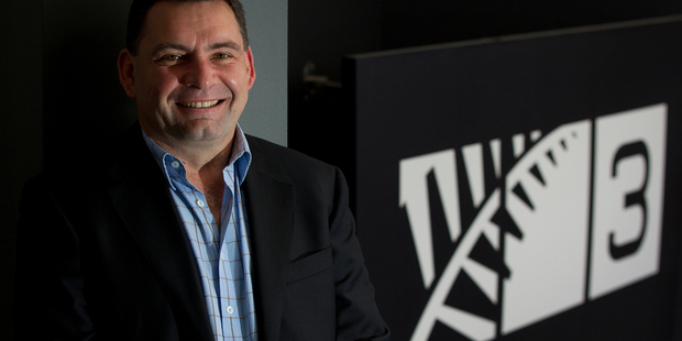 Paul Maher says MediaWorks TV has a clearer mandate than TVNZ did. Photo / Sarah Ivey