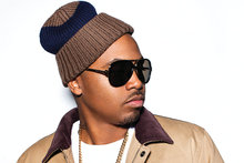 New York rapper Nas. Photo / Supplied
