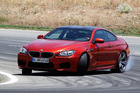 BMW's freshly-launched in M6 Coupe during an Ascari expression session. Photo / Al Bryant