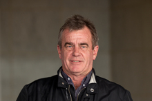 Stuart Galloway. Photo /  Dean Purcell
