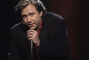 Comedian Bill Hicks died at 32. Photo / Supplied.