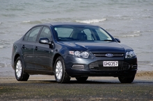 Ford Falcon EcoBoost.
