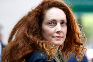 Rebekah Brooks was charged in relation to the phone-hacking scandal. Photo / Sang Tan