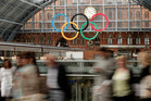 Plans for the accommodation were backed by London 2012 organiser Locog and waved through by the local council. Photo / AP