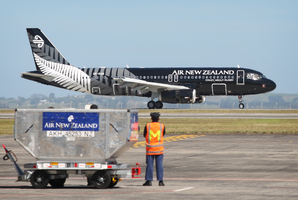Air New Zealand was rescued after the airline had been sold and was in danger of disappearing from the skies. Photo / Natalie Slade