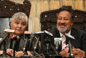 Maori Party co-leaders Tariana Turia and Pita Sharples are ready to meet the Prime Minister today over the future of their relationship.  Photo / Mark Mitchell