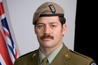 Corporal Apiata will soon be Mr Apiata. Photo / supplied