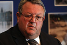 Transport Minister Gerry Brownlee. Photo /  Greg Bowker
