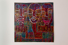 Talking Heads/Manawhenua by Emily Karaka at Orexart. Photo / Supplied