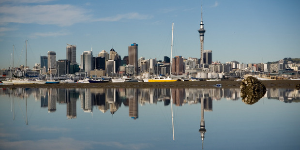 Auckland has been something of a quiet performer, slowly finding a path back to growth over the last few months. Photo / Paul Estcourt