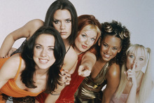 Sporty, Posh, Ginger, Scary and Baby could be making a comeback for the London Olympics closing ceremony. Photo / Supplied