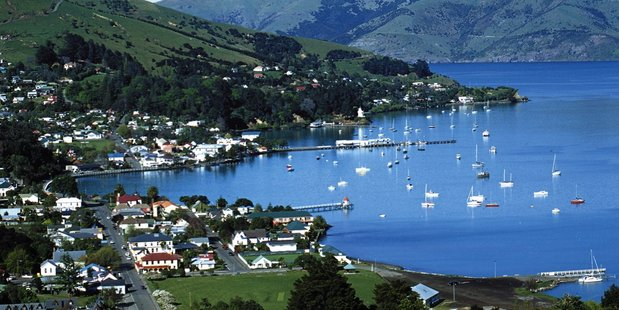 Akaroa's French influences from the 1800s are nurtured and preserved by locals. Photo / File