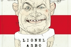 Book cover of Lionel Asbo by Martin Amis. Photo / Supplied