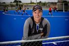 New Zealand women's hockey team coach Mark Hager. Photo / Natalie Slade