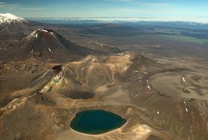 Mt Tongariro. Photo / Greg Bowker.