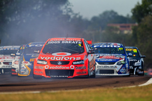 V8 Supercars Australia says the organisation saw Pukekohe as being the best placed for cars, visitors and convenience. Photo / Supplied