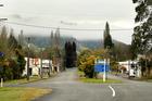 Ngarimu Street, the main street through the small town of Ohura near Taumarunui. Photo / NZ Herald