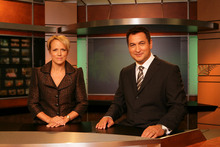 Hilary Barry, Mike McRoberts and the rest of the MediaWorks team are in line for an ownership shake-up. Photo / Supplied