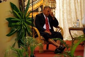 Frank Bainimarama. Photo / File