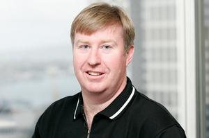 Patrick Middleton, Perpetual chief executive officer. Photo / Chris Skelton