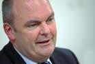 Economic Development minister Steven Joyce. Photo / APN