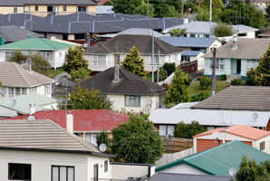 Labour MP Jacinda Ardern says she never meant to give offence with her 'light-hearted' remark about housing in some areas of Hamilton looking identical. Photo / Christine Cornege