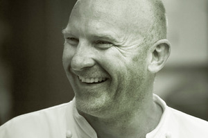 Chef Matt Moran is that rare thing - a TV chef who tries to spend most of his time in the kitchen rather than on the box. Photo / Supplied