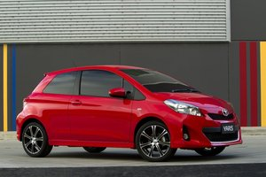 Toyota Yaris. Photo / Supplied