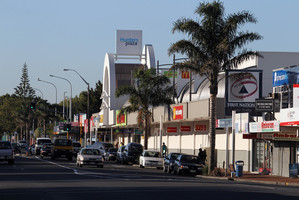 Hunters Corner on Great South Road in Papatoetoe where residents and shopkeepers have concerns about prostitution in the area. Photo / Janna Dixon