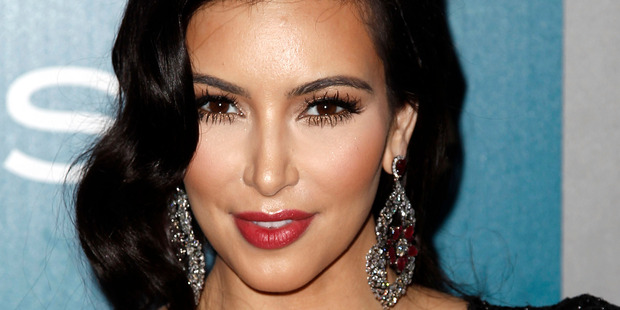 Kim Kardashian is in second place with $18million. Photo / AP