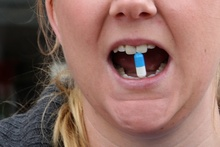 Manufacturers began drawing attention to themselves by selling legal highs in corner dairies. Photo / APN