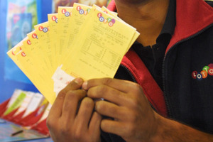 It is the sixth time this year the top Powerball prize has been won. Photo / APN