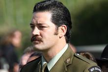 Corporal Willie Apiata. Phot