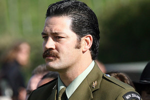 Corporal Willie Apiata. Photo / NZPA