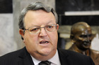 Earthquake Recovery Minister Gerry Brownlee. Photo / NZ Herald