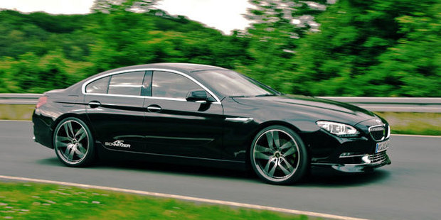 BMW 6 Series Gran Coupe. Photo / Supplied
