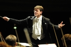 German conductor Eckehard Stier.