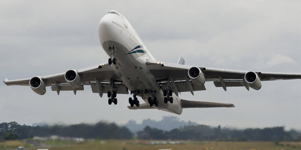Air New Zealand is among companies in the government's mixed ownership model that will see it reduce its stake by selling shares to the public. Photo / NZH