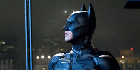 Christian Bale in The Dark Knight Rises. Photo / Supplied