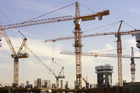 Construction costs, rents and housing-related costs are expected to feature prominently in tomorrow's inflation stats, - expected to be the lowest annual rate since 1999. Photo / Thinkstock