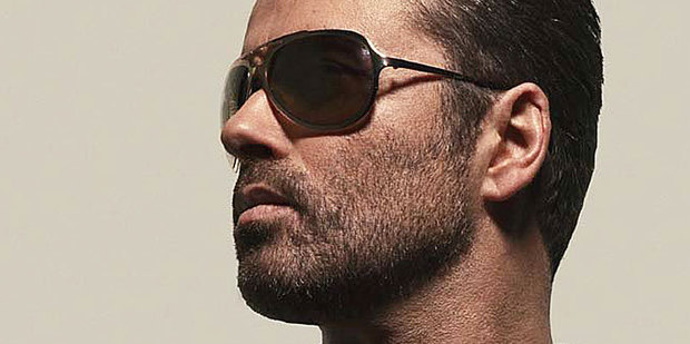 George Michael says his accent changed after waking from a coma.  Photo / Supplied