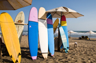 Kuta is world-renowned for surfing. Photo / Thinkstock